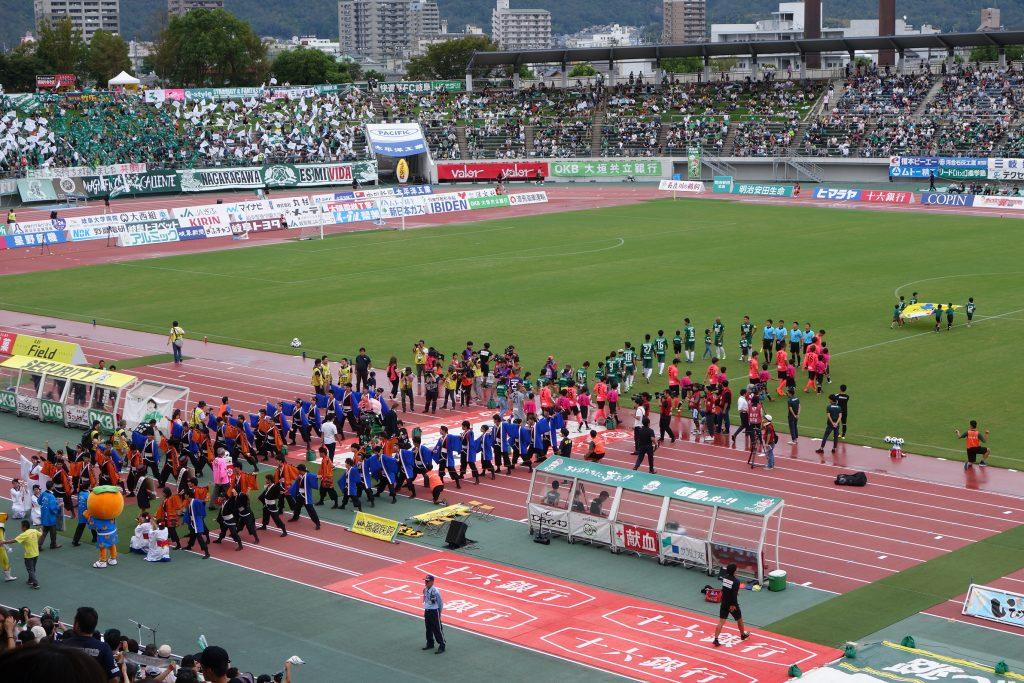 FC岐阜vs東京ヴェルディ