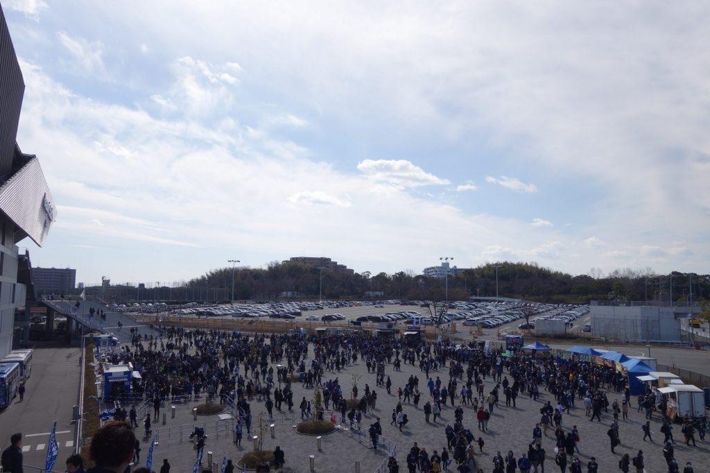 パナソニックスタジアム吹田 広場