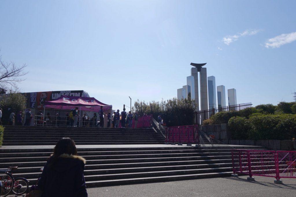 西京極総合運動公園陸上競技場