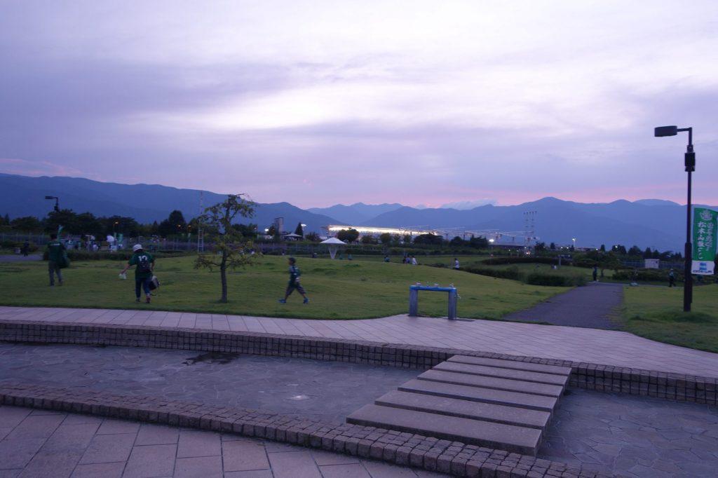松本平広域公園