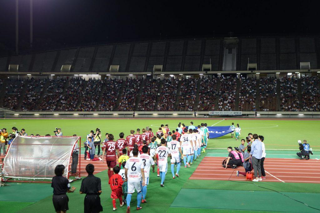 ヴィッセル神戸vs川崎フロンターレ