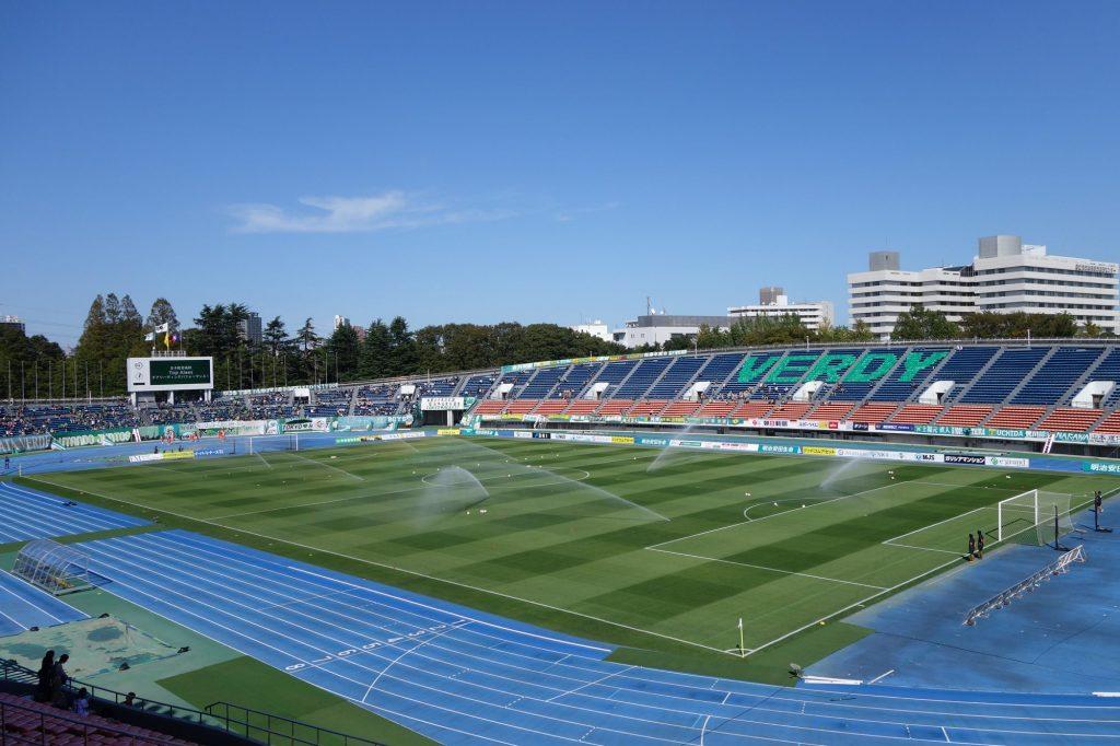 駒沢オリンピック公園総合運動場陸上競技場
