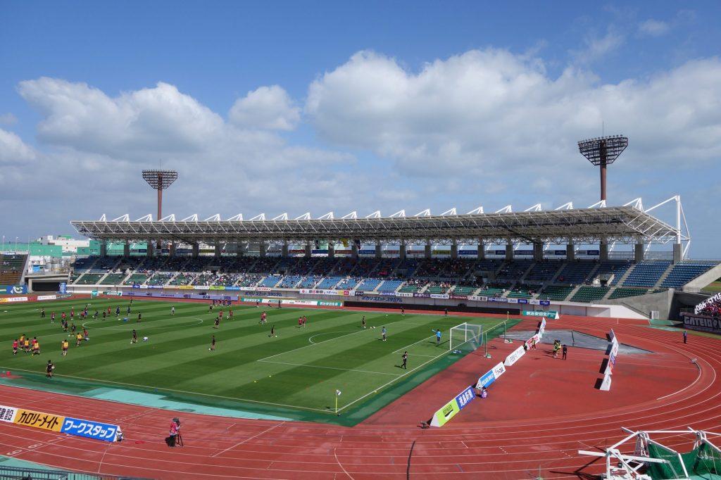 鳴門大塚スポーツパーク ポカリスエットスタジアム