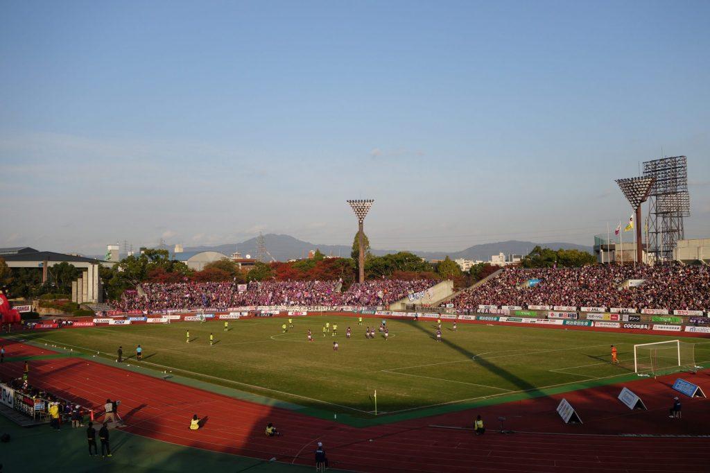 たけびしスタジアム京都