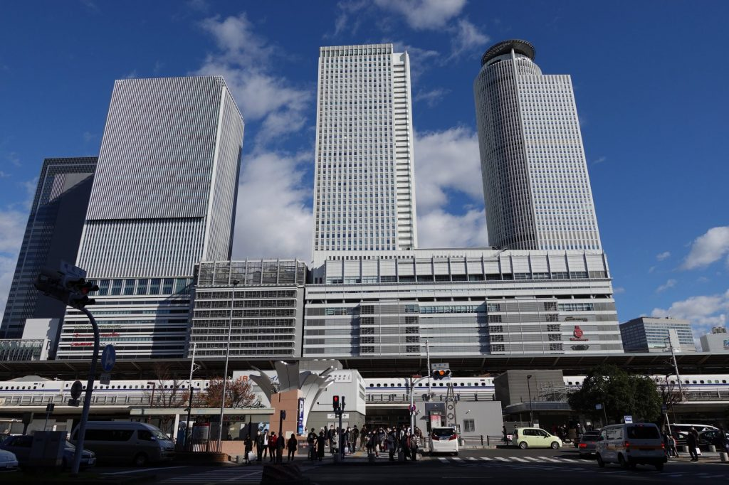 名古屋駅西口
