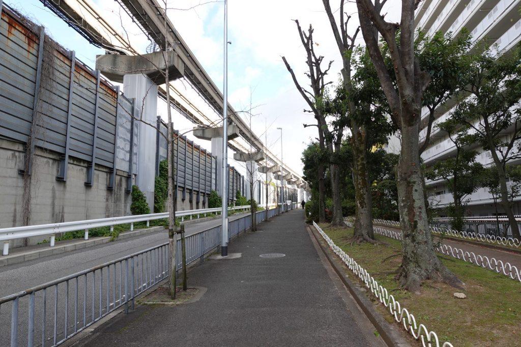 旧大阪中央環状線