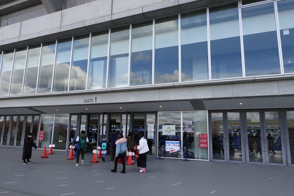パナソニックスタジアム吹田