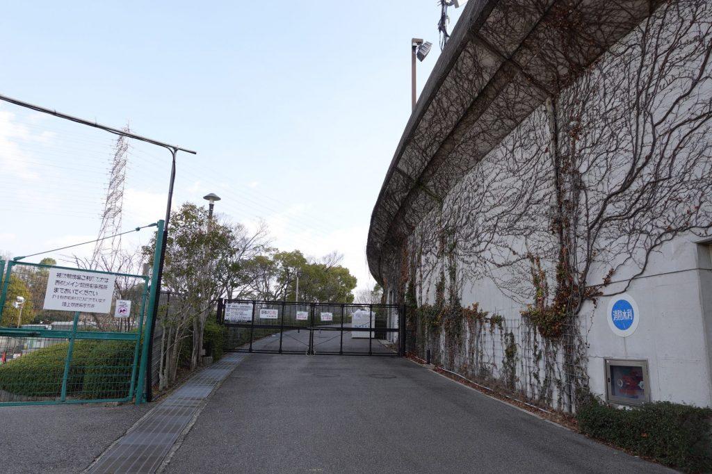 神戸総合運動公園ユニバー記念競技場