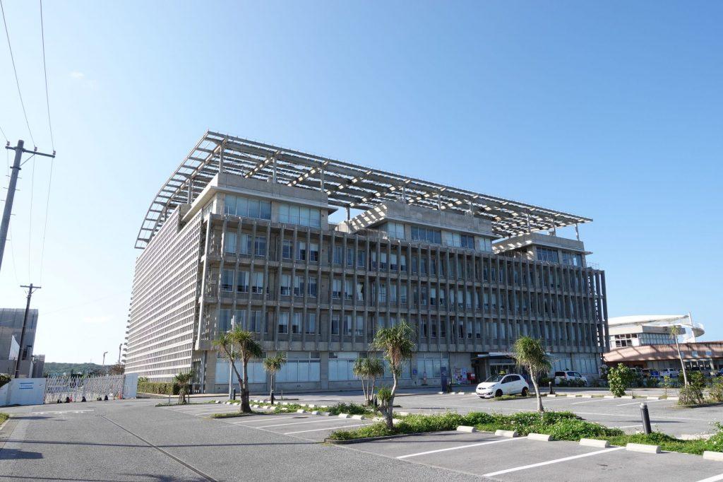 糸満市役所