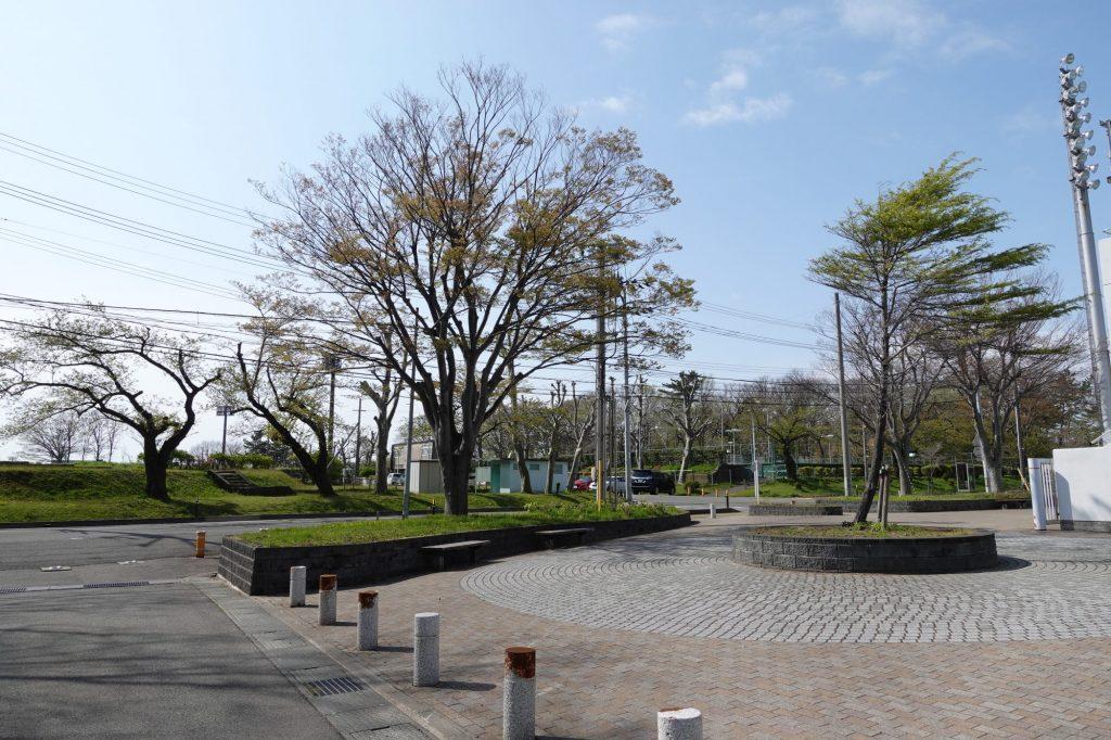 八橋運動公園