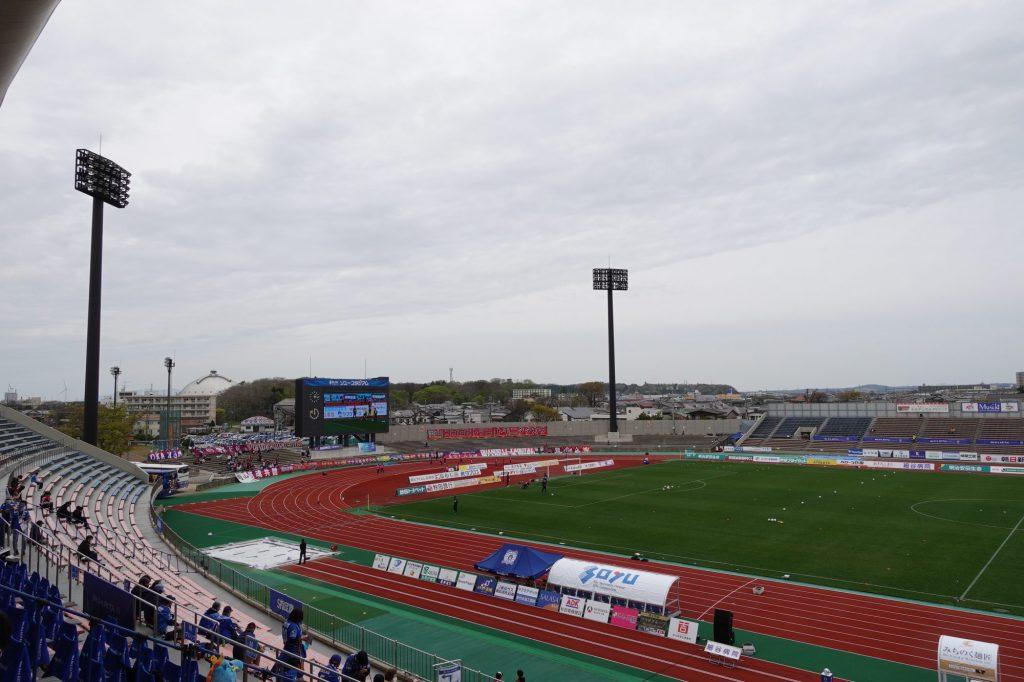 ソユースタジアム