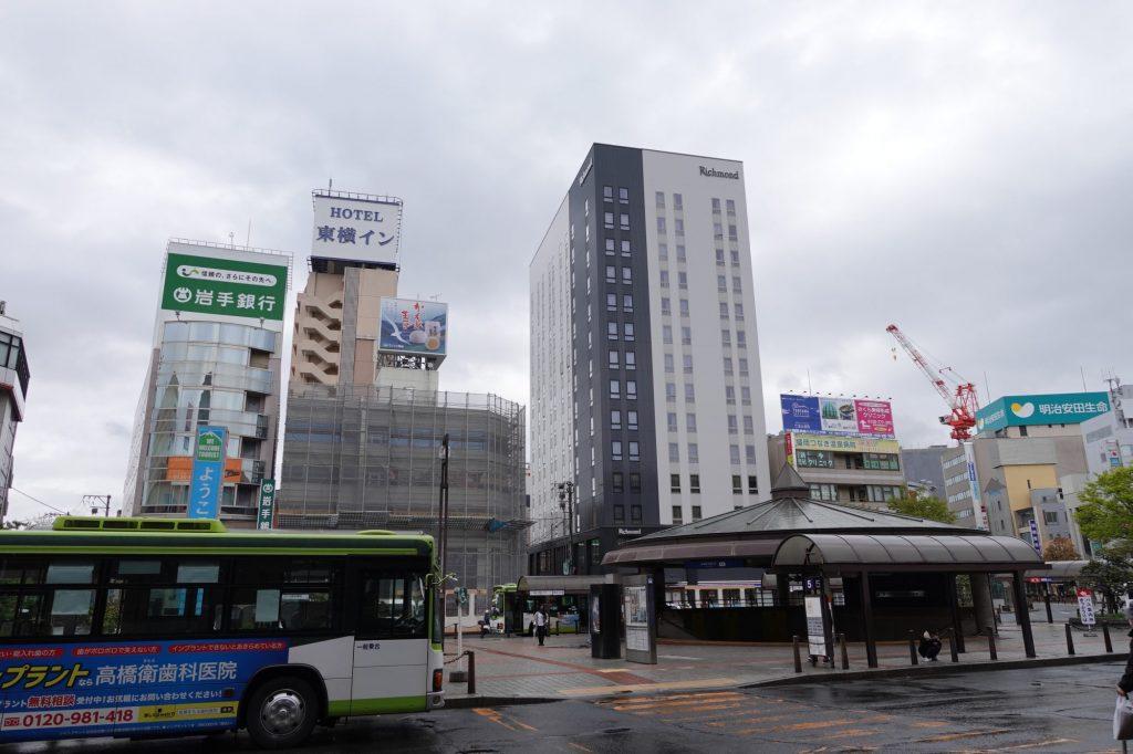 リッチモンドホテル盛岡駅前
