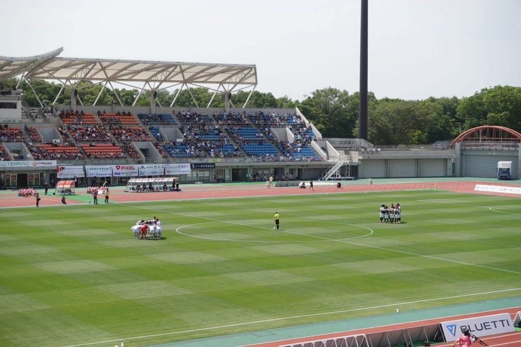 SC相模原 vs FC町田ゼルビア