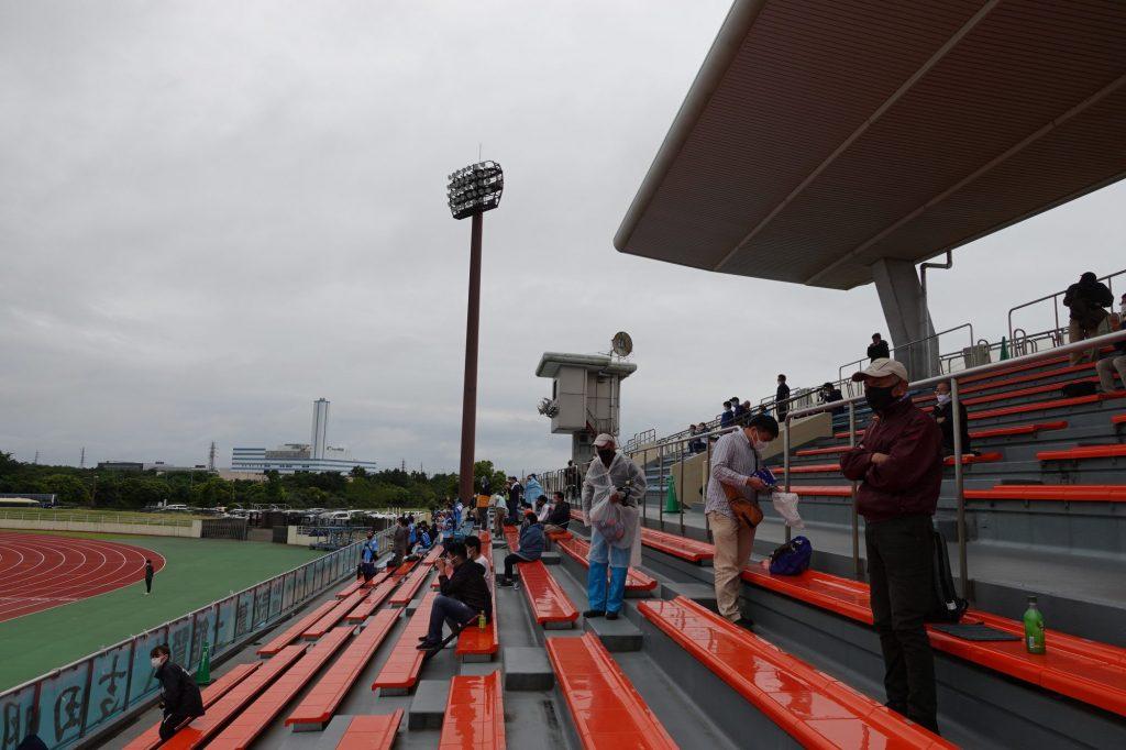 ひたちなか市総合運動公園陸上競技場