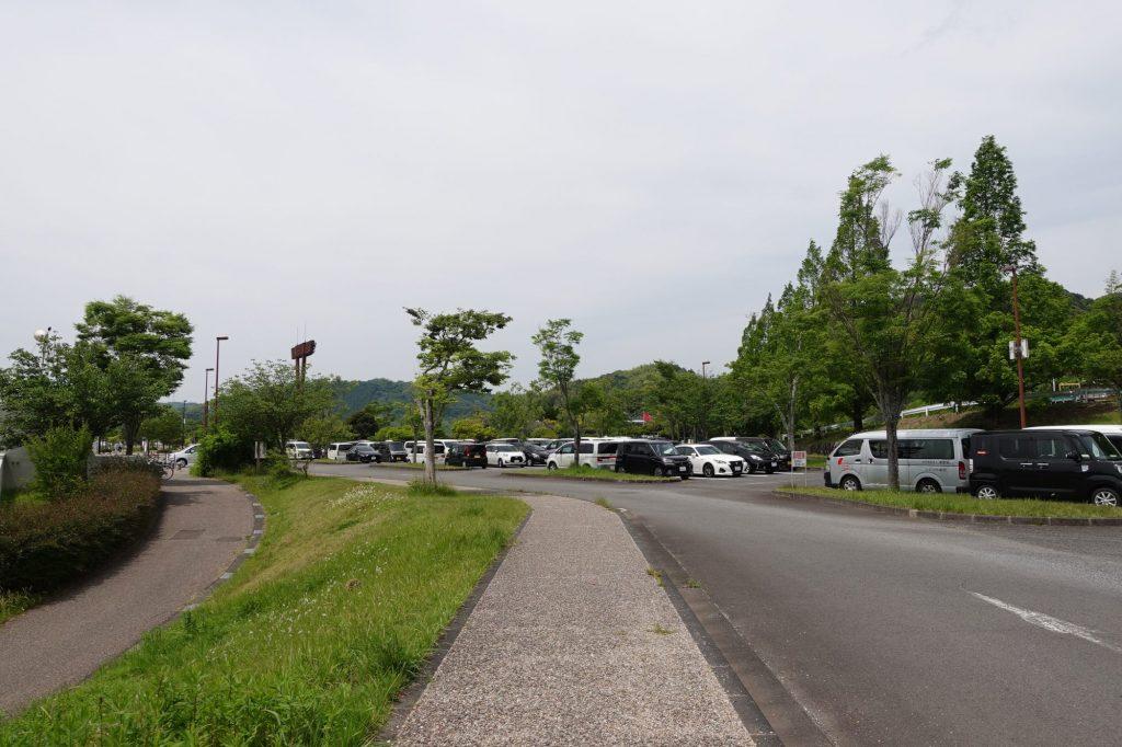 藤枝総合運動公園 第1駐車場