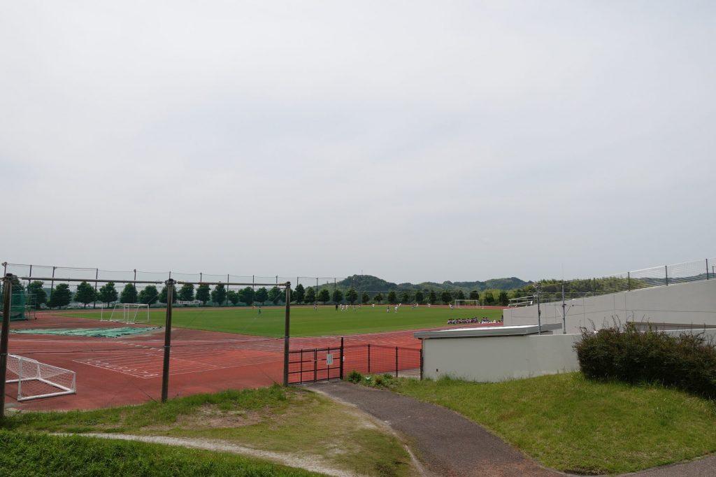 藤枝総合運動公園陸上競技場