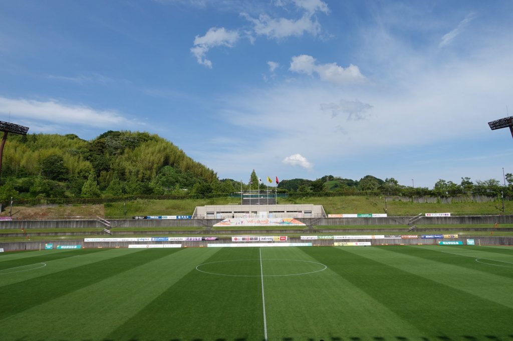 藤枝総合運動公園サッカー場