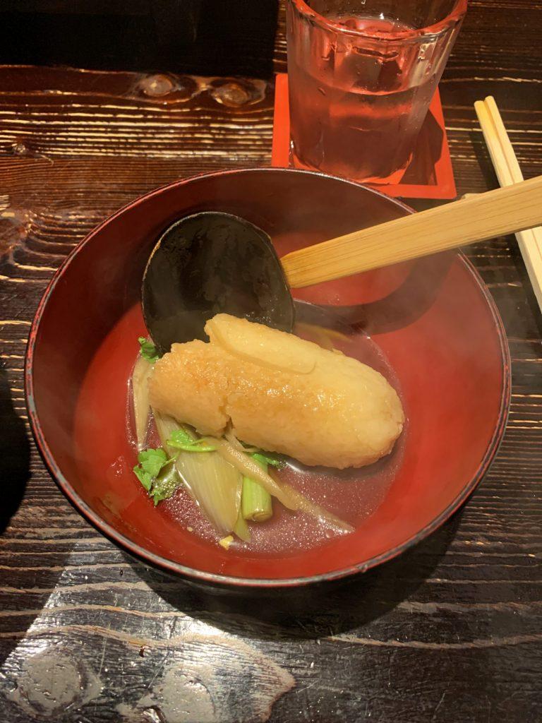 秋田きりたんぽ屋 きりたんぽ鍋
