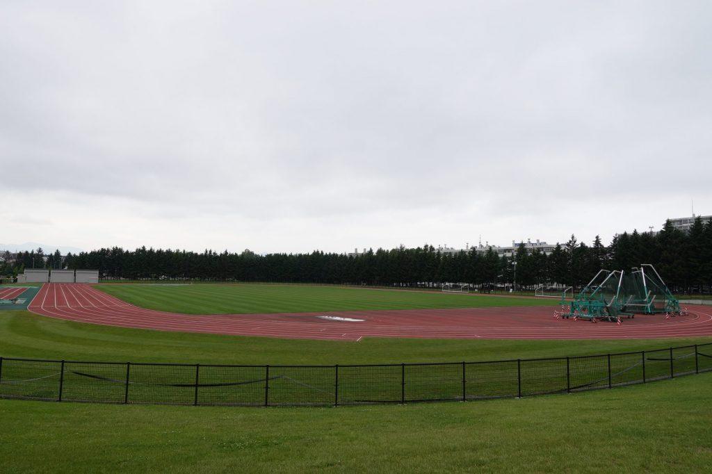 札幌厚別公園補助競技場
