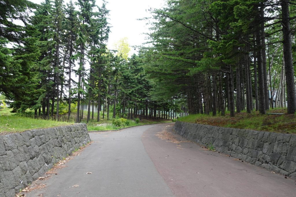 札幌厚別公園