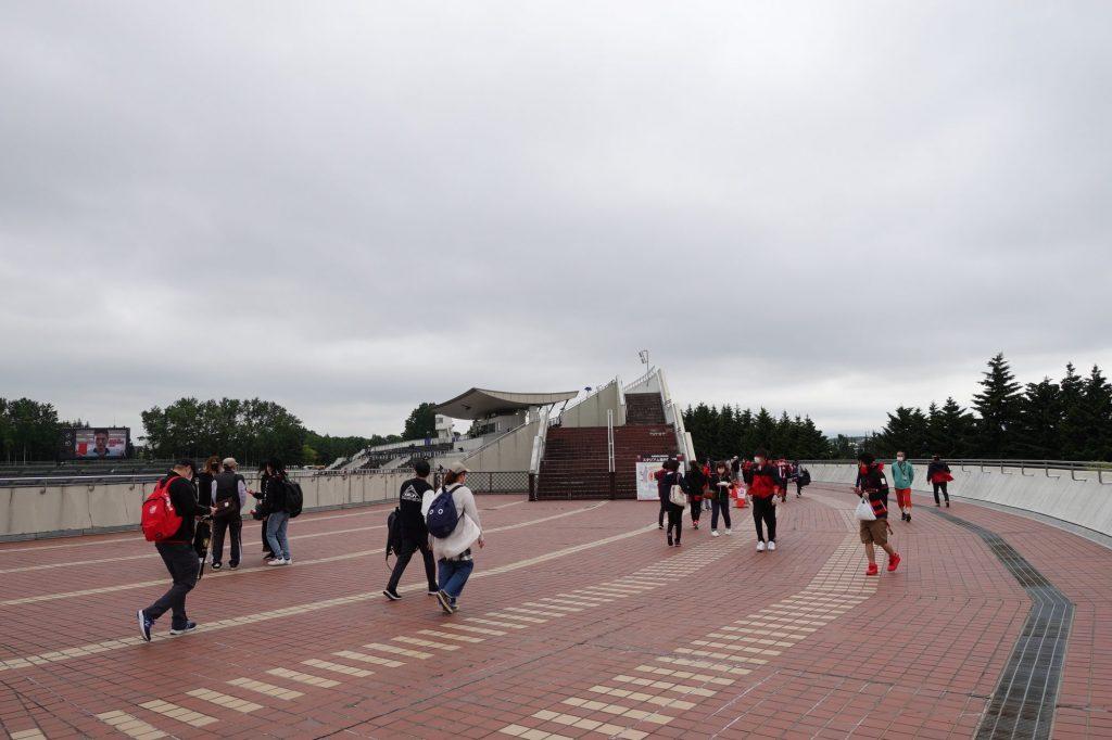 札幌厚別公園競技場