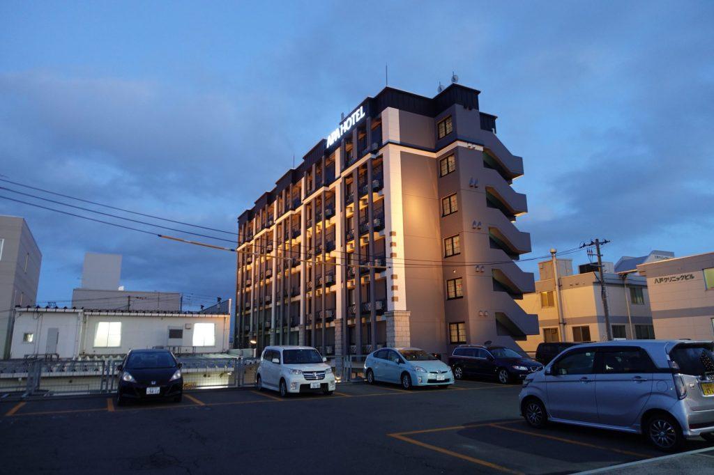 アパホテル本八戸