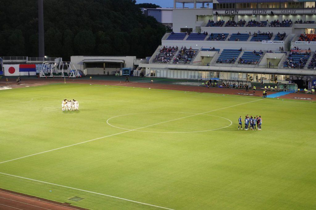 FC町田ゼルビアvsSC相模原