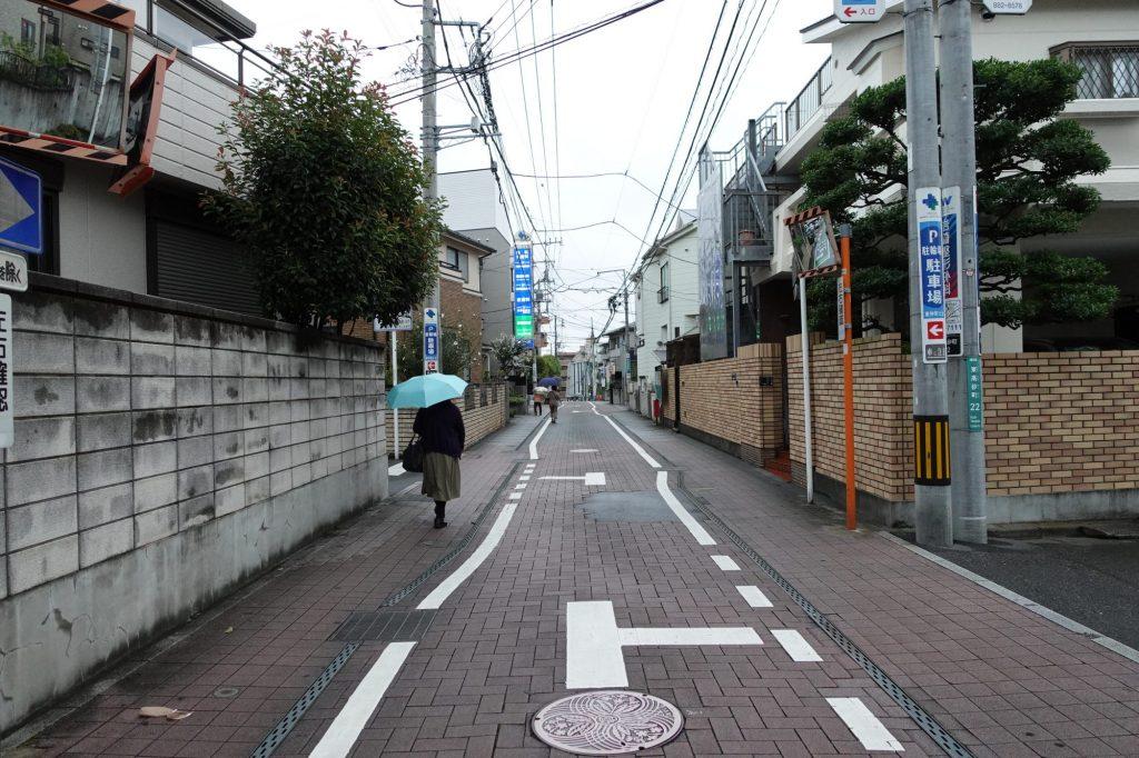 浦和駅から浦和駒場スタジアムへ