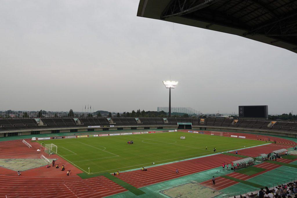 ちふれASエルフェン埼玉vsサンフレッチェ広島レジーナ