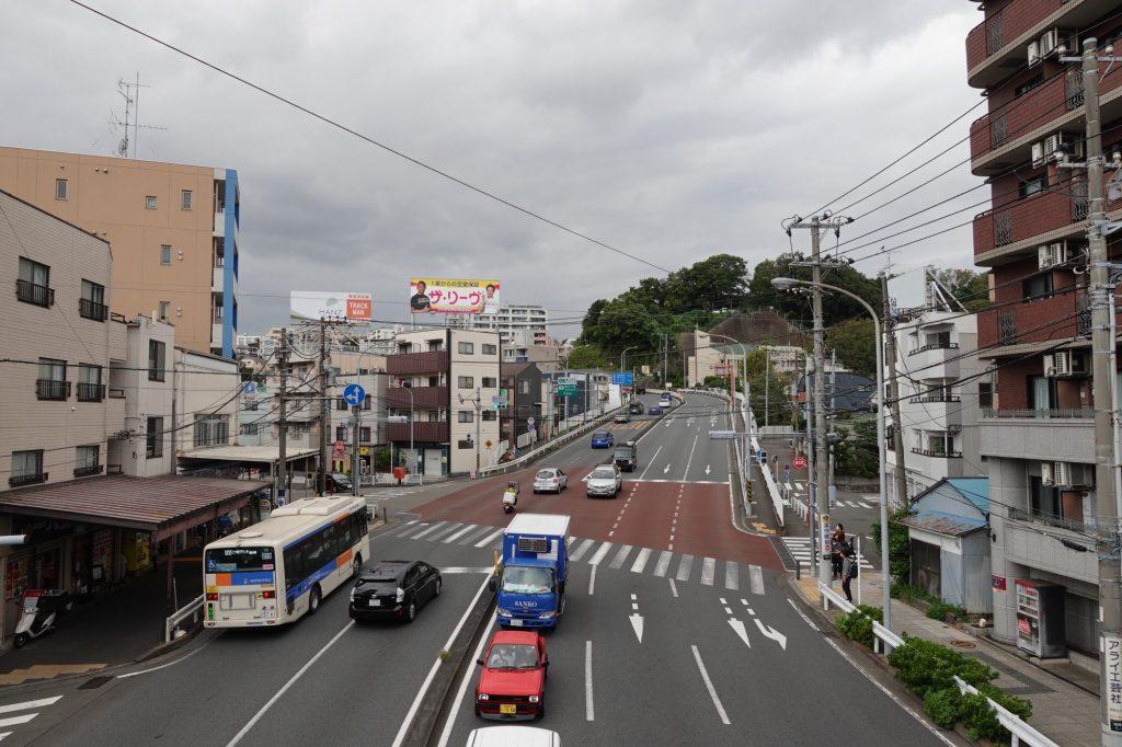 浅間下歩道橋