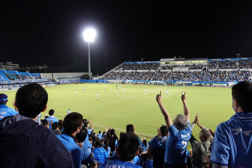 横浜FCvs横浜Fマリノス
