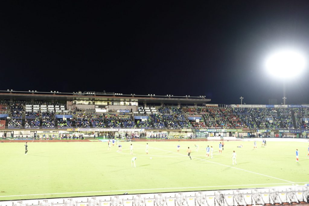 湘南ベルマーレvs横浜Fマリノス