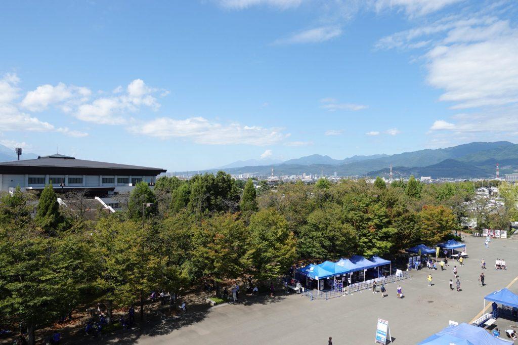 小瀬スポーツ公園